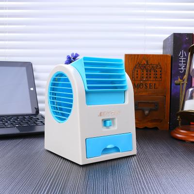 Mini geladeira USB ventilador de resfriamento de água de cabeceira do quarto ar condicionado, ventilador bladeless Mini