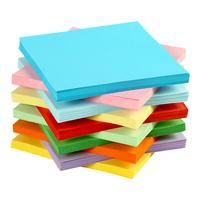 [Departamento de este Paper] papel A4 color de papel hecho a mano de grullas de papel origami cuadrado de papel de impresión de materiales