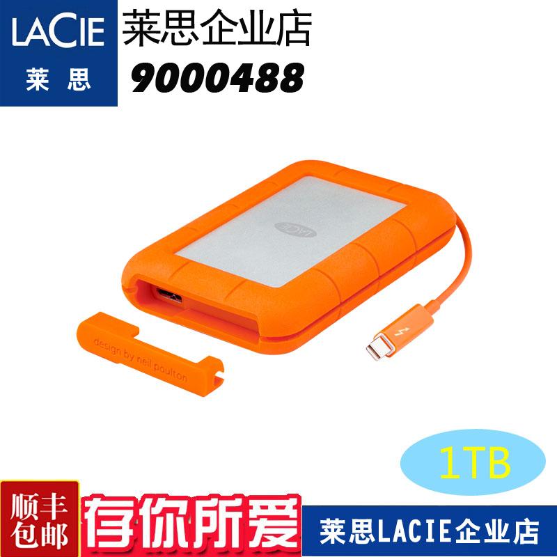 Die post - IT - LaCieRugged2.5 mobile festplatte 9000488 1TB/USB3.0 blitz