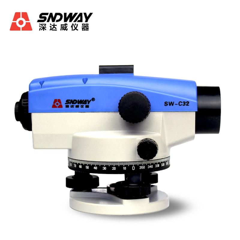เครื่องมือวัดระดับเครื่องมือวัดความแม่นยำสูงวิศวกรรมอัตโนมัติ Anping 32 ครั้ง swc32 เครื่องวัดเครื่องมือวัดระดับ