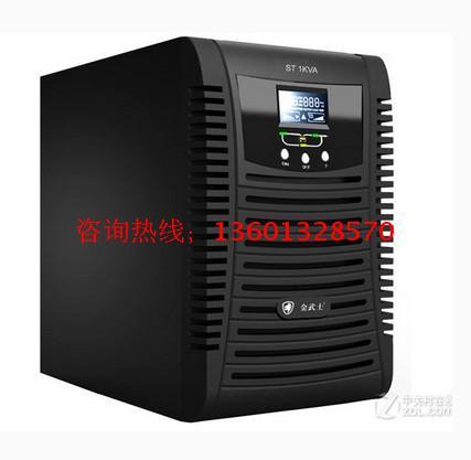 Jinwushi UPS uninterruptible power supply ST6KVAPLUS6KVA4800W built-in battery 192V