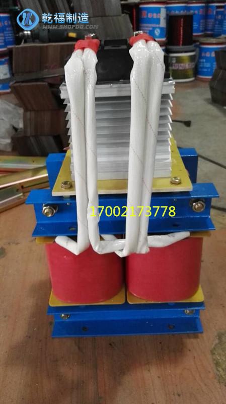 220v се DC60V монофазна токоизправител трансформатор ac 380 v dc електрически корозия 60KW/KVA 110х