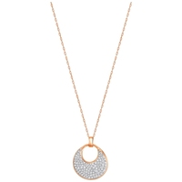 [purchasing]9.8 flying SWAROVSKI Freedom Pendant Necklace Fashion all-match Korean female clavicle chain