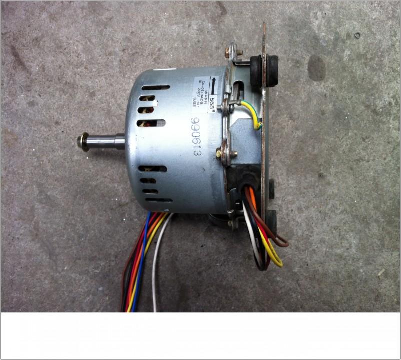 Original Daikin top suction machine, central air conditioning fan MLA series CA-0518ADS568