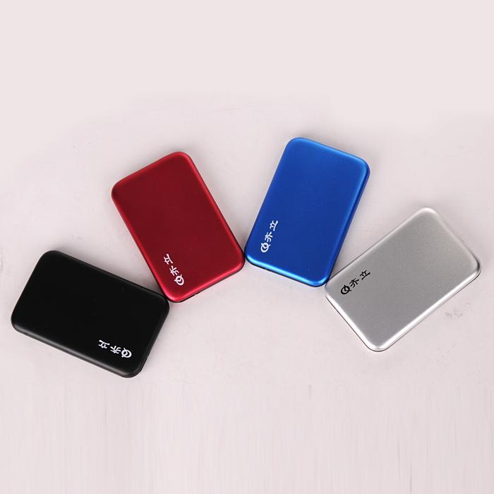 Ex - schock für business qili 2,5 - Zoll - Extreme Edition it mobile festplatte verschlüsselt, MIT doppel - USB - Kabel