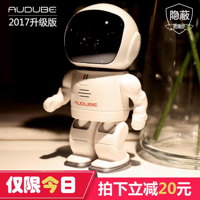 كاميرا لاسلكية المنزل الذكي الروبوت HD كاميرا مصغرة الهاتف الخليوي واي فاي شبكة رصد عن بعد