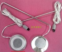 Window intercom extension metal speaker speaker intercom vice machine can be equipped with Aide / Laibang / Fushun / Haiyin