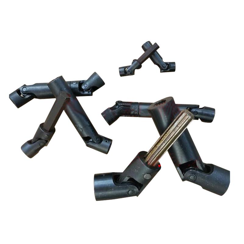 Universal telescopic coupling, telescopic universal joint, cross universal coupling, cross telescopic universal joint drive shaft