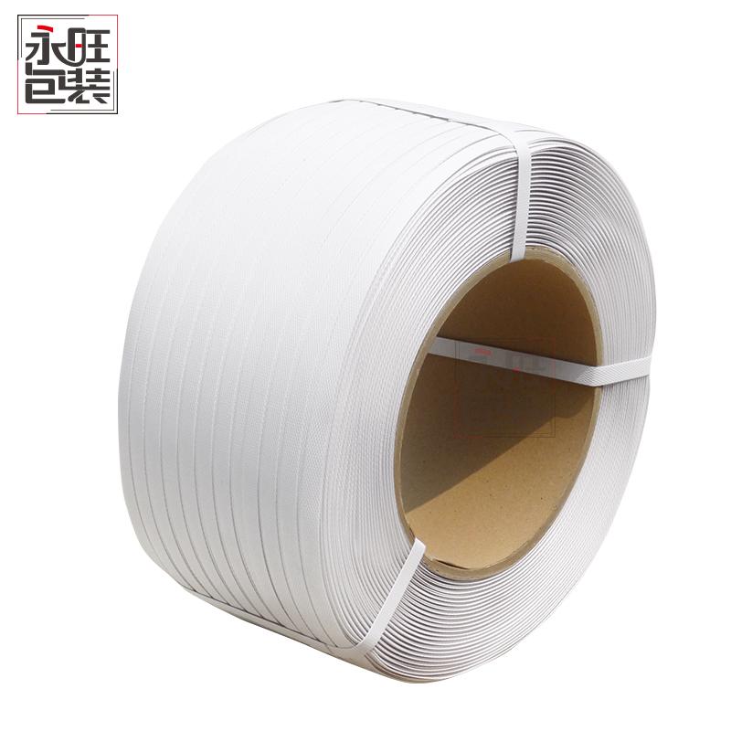 Strapping belt for machine package, hot melt strapping belt, strapping belt, PP packing belt, buckle fastener belt, belt