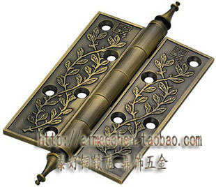 World famous Thai / high grade crown door home glue hardware / pure copper hinge HG-308ACU