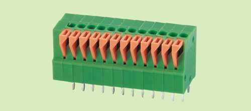 primăvara 141V-2.54 între terminalele de tip 2.54mm scutește - 1: introducerea cifre