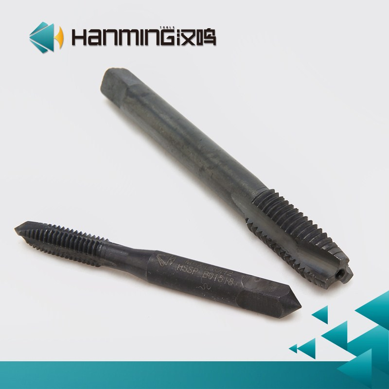 American English ~ 11/64-40 sewing machine special screw spiral apex straight slot extrusion Taps