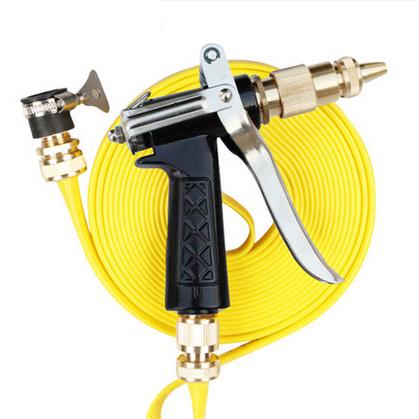 Cabeza de agua de alta presión de agua de lavado lavado a presión interior del artefacto de alta presión de agua por la manguera de pistola de lavado de herramientas