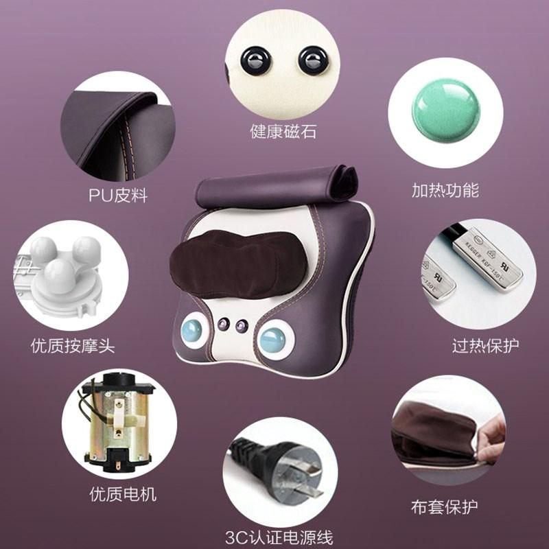 - masaż szyi szyjki macicy na plecach. nogi. / urządzenie wielofunkcyjne elektryczne domowe.