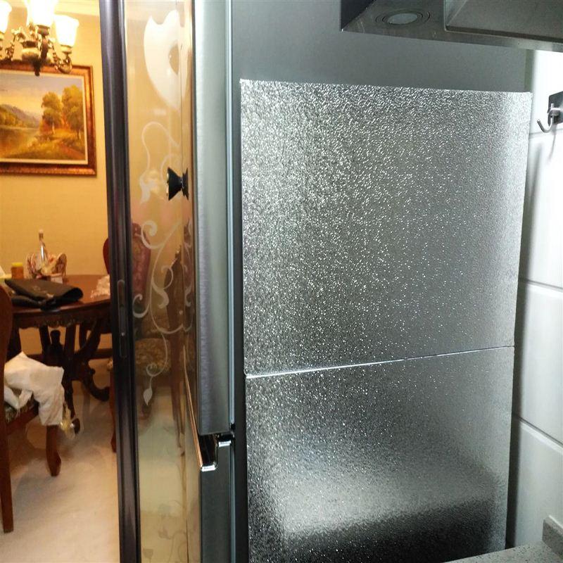 Refrigerator heat insulation board, kitchen fireproof insulation board, oil pollution prevention heat insulation board, kitchen hearth, refrigerator fireproof insulation board
