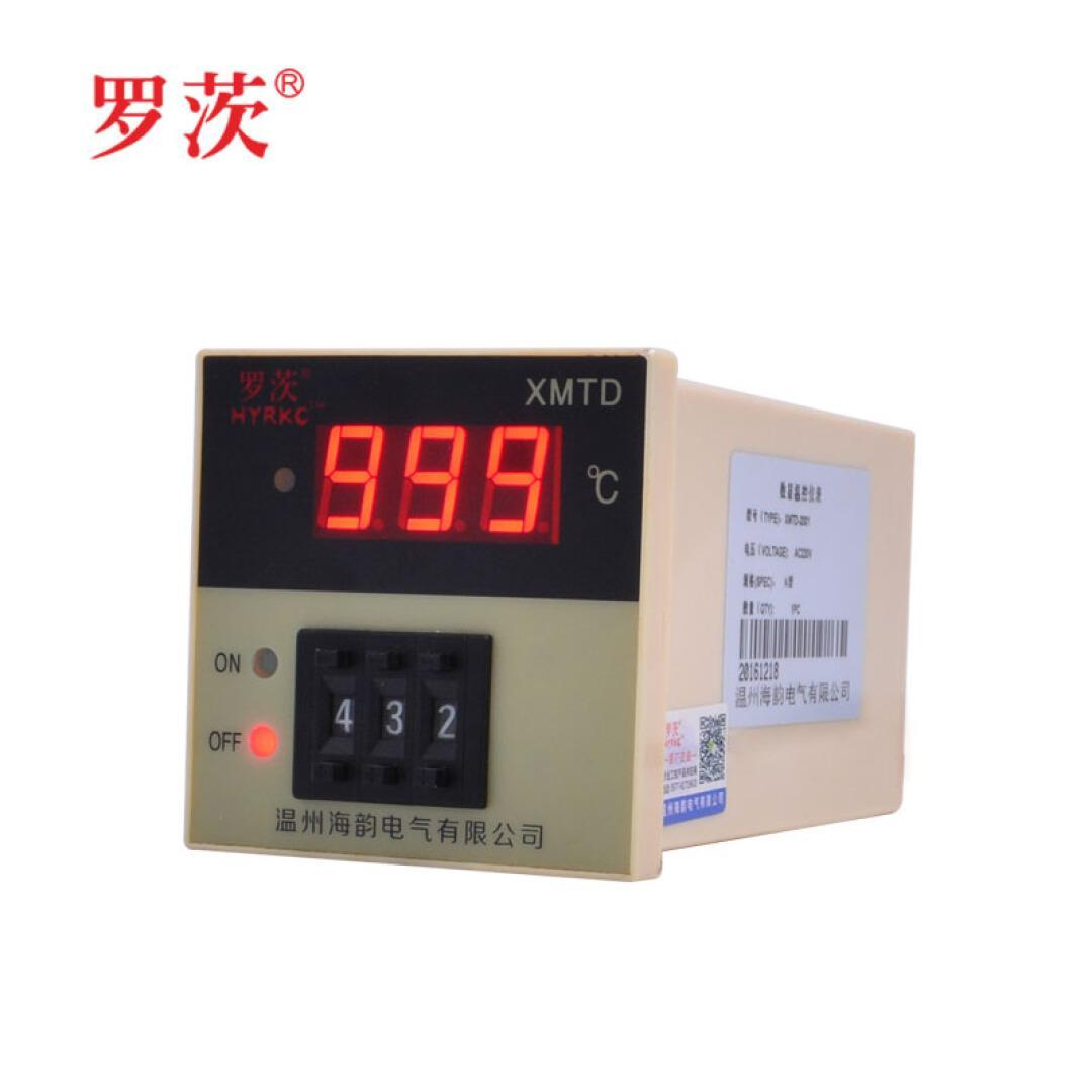 XMTD-2001/2002 digital display regulator K digital digital display temperature control instrument temperature control table XMTD-2001K