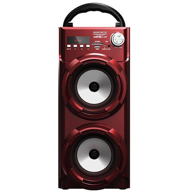 Hochleistungs - lautsprecher audio - Outdoor - tragbare Plaza verkauft lautsprecher Werbe - square - dance.
