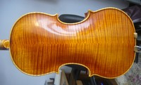 Hand made violin, melon style violin, advanced 4/4 violin,