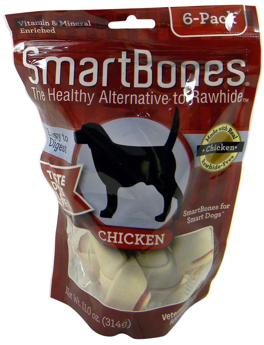 OS Estados Unidos SmartBones pequeno OSSO (Frango delicioso Sabor lanches Cachorro molar) 6.