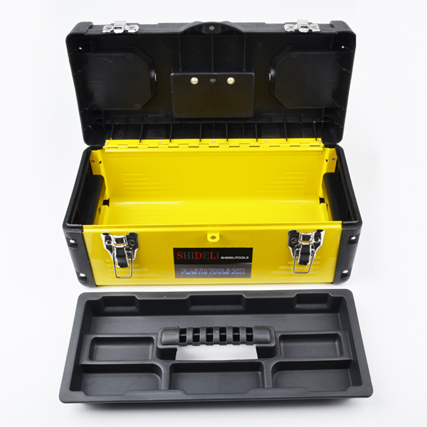 Household tool kit, multifunctional hardware tool, electrician maintenance, automobile tool storage box