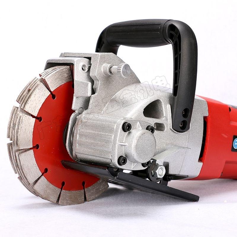 Schneidemaschine, die einmal wj156-1 Maschine installiert, wände Beton Wand staubfreien wasserkraft