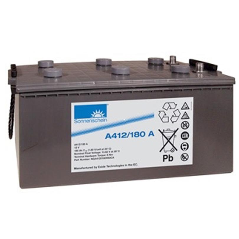 ドイツ日光蓄電池A412-180A12V180AHups電源直流-コロイドバッテリーの保証