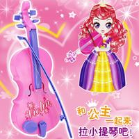 New 3320 electric violin can pull out huiYY1051-88-01 first musical instrument for children