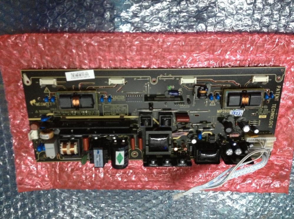 海信 TLM26V68 액정 텔레비전 일반 배전반