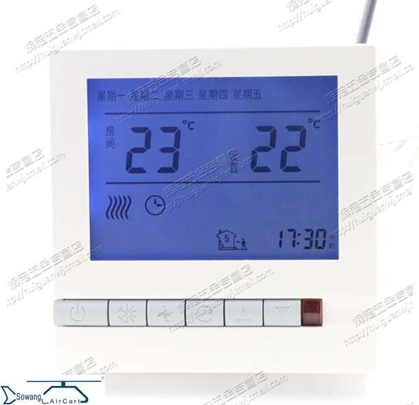 elektriske gulwarme termostat elektrisk opvarmning termostat elektriske varmeanlæg at infrarød geotermiske film vand gulwarme