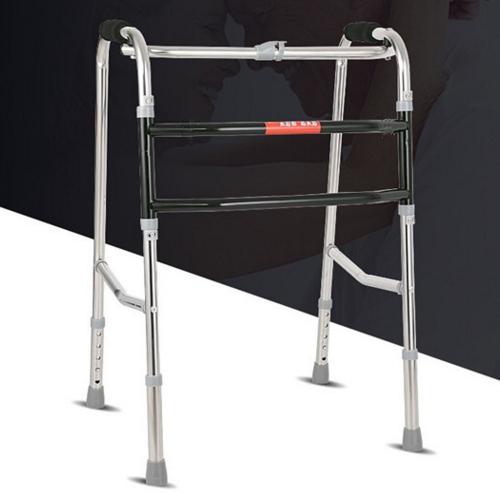 äldre äldre en tjockare rör av rostfritt stål ben - - en pinne stöd gå servostyrda gånghjälpmedel