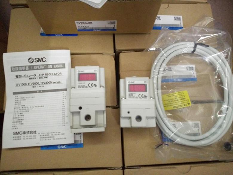 de små og mellemstore virksomheders elektriske proportional ventil ITV2010-212LITV2010-212SITV2010-212S-X25 lager