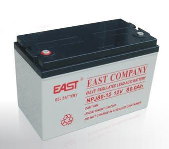 EAST NP65-12 UPS EPS12v65ah solar battery lead-acid maintenance free original 1zk47a