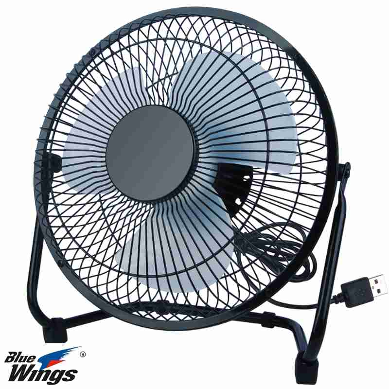 6/8 inch can charge small mini fan fan portable storage mute Students