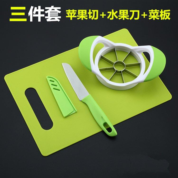 التفاح كاتر تقسيم تقسيم قطع التفاح الكمثرى إلى هو حفر هو أداة سكين الفاكهة