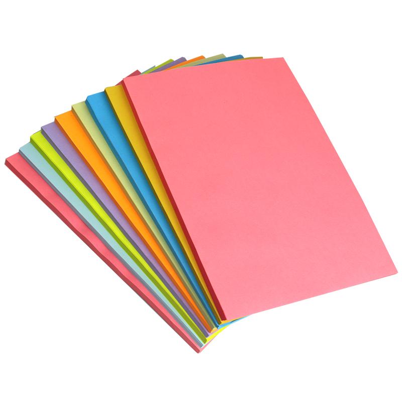 Children's handmade paper paper paper paper color square origami origami paper folding materials