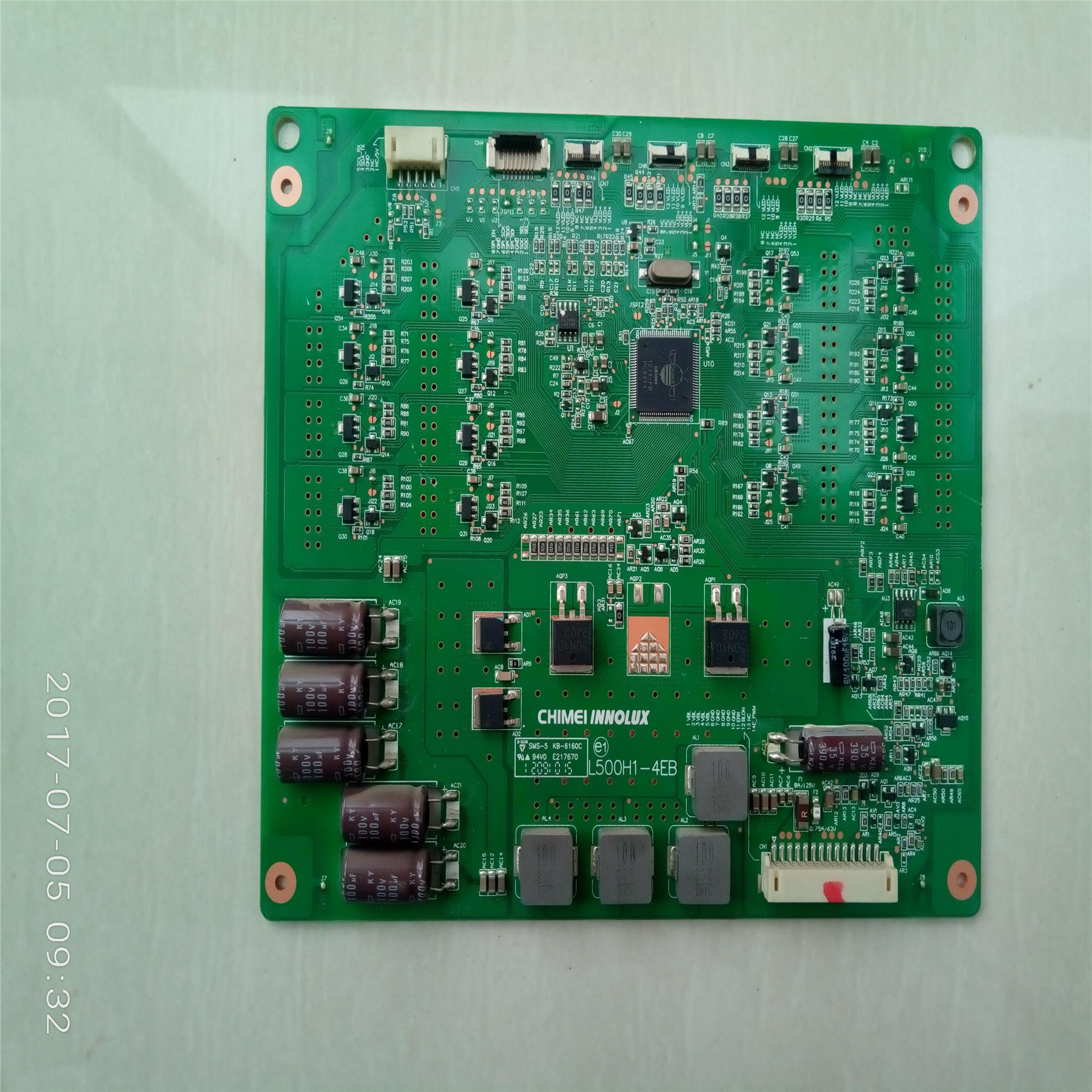 Haier LE50A900K50 pouces LCD TV haute tension d'alimentation de rétroéclairage de la carte numérique principale CT3755
