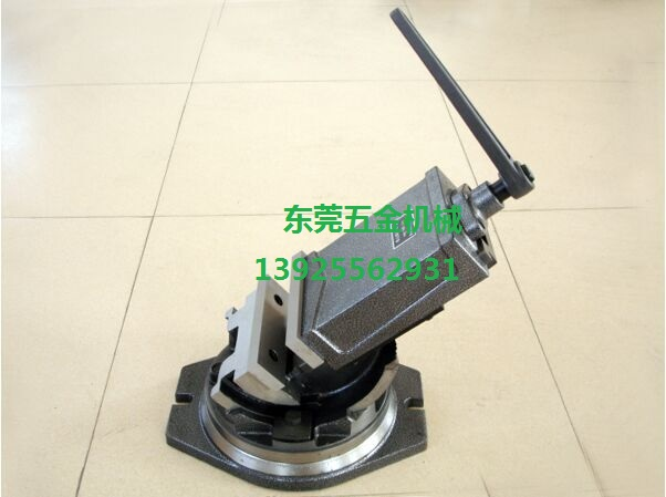 Adjustable tilt angle vice machine vice machine batch 4 inch 5 inch pitch 6 inch pitch vise