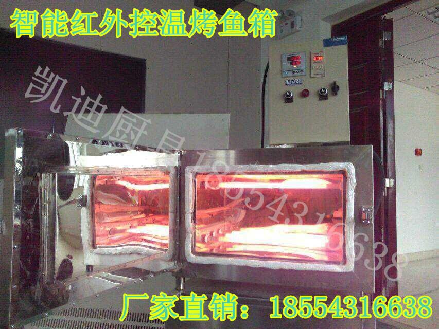 почта пакет интеллектуальные инфракрасного температуры рыбы ящик рыбы машина умная машина инфракрасная печь барбекю на гриле специальный электрическая печь
