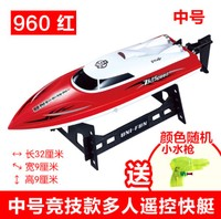 Children's model toys, submarines, toys, ship models, electric marine durable ships, ship models, water jet propellers