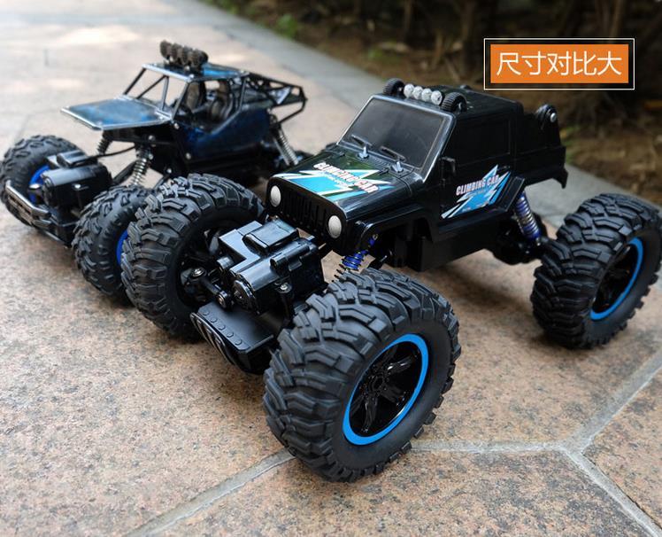 Die Kontrolle der fahrzeug - offroad - 4wd auto aufladen Bigfoot klettern Junge Drift - Auto - Kinder - spielzeug - auto