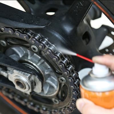 摩托车链条油清洗剂油封链清洁剂跑车去油污喷剂山地车防锈润滑油
