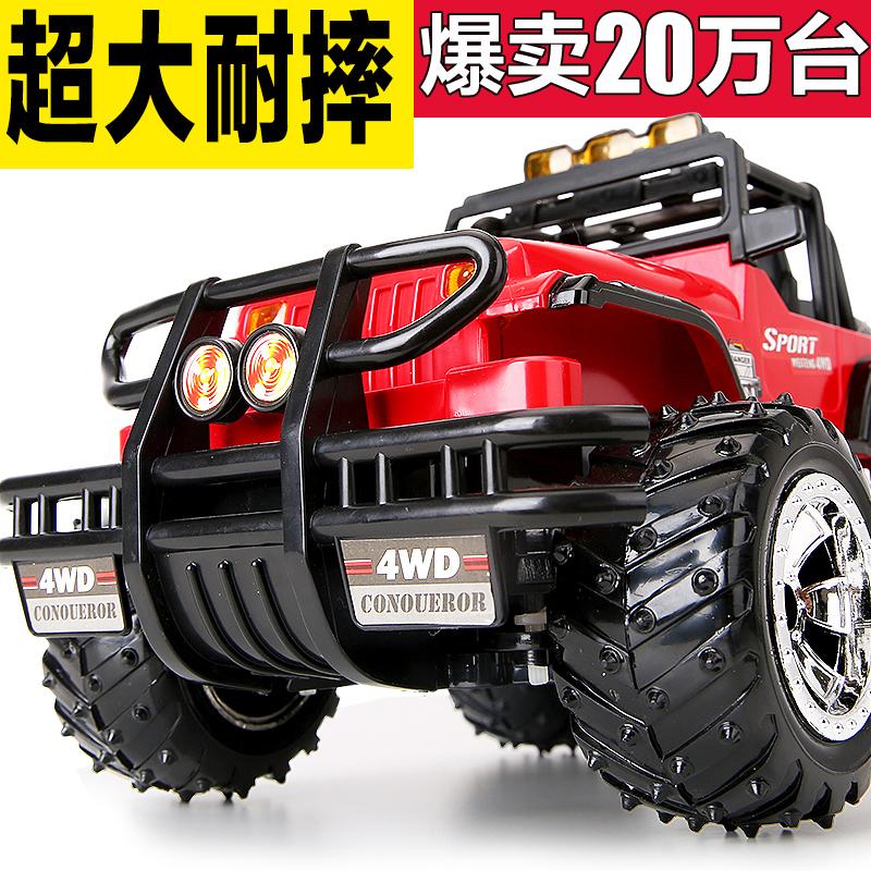 Super - ferngesteuerte autos geländewagen klettern - Trucks für Kinder Junge Speed Racer - spielzeug - auto