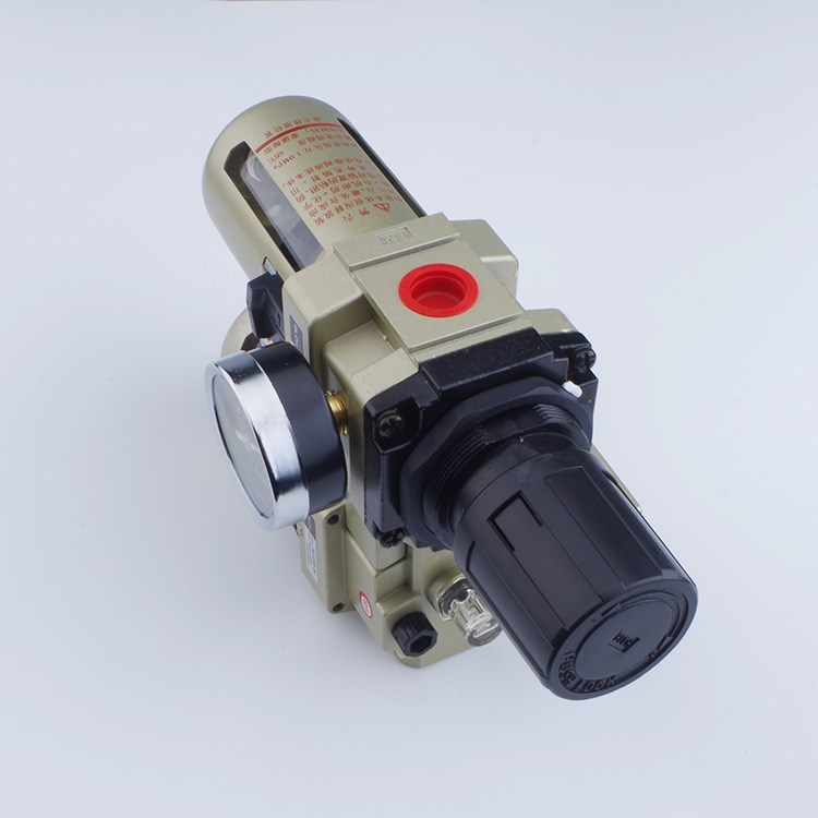 pneumaatilised gaasi reguleerija, kombineeritud õhk protsessor AC4010-01/02/06 kaks elementi.