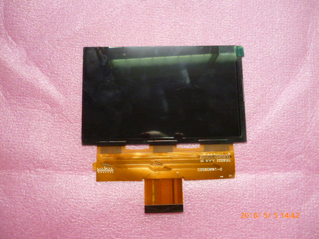 DIY projector 5.8 inch LCD screen, co58GWW10 projection LCD screen, 1280*768 projector accessories