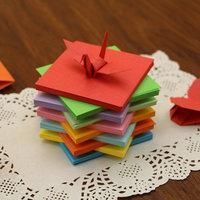 520 хиляда жерави оригами... любов оригами оригами материали на цвят оригами пакет по пощата.