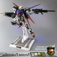 The emperor MOSHOW die Shou warrior 1/72 alloy Strike Gundam model Prince light combat