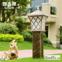 Solar lawn lamp lights Garden lights villa home garden landscape garden lighting lawn waterproof