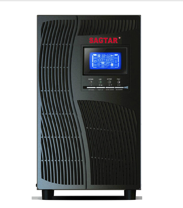 The United States SAGTARUPS uninterruptible power supply 3C3-120KS96KWUPS power machine