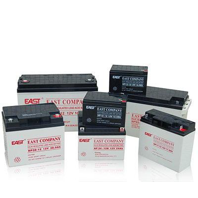易事特UPS蓄電池NP100-12EAST弁訴える式の鉛蓄電池12V100AH新しい