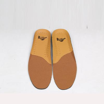 马丁靴库存鞋垫皮鞋垫加厚鞋垫吸汗防臭减震棉原单